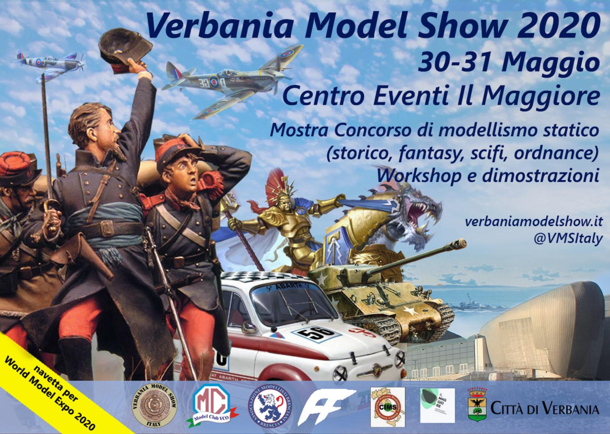 Verbania Model Show 2020