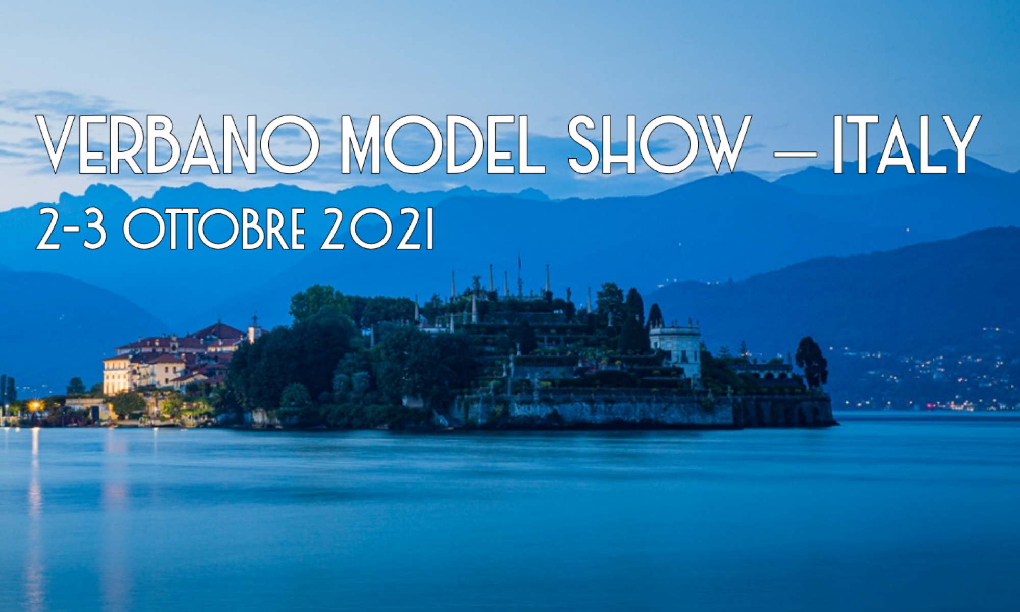 Verbano Model Show 2021
